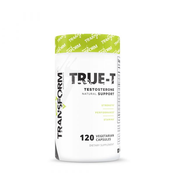 True-T Natural Testosterone Support